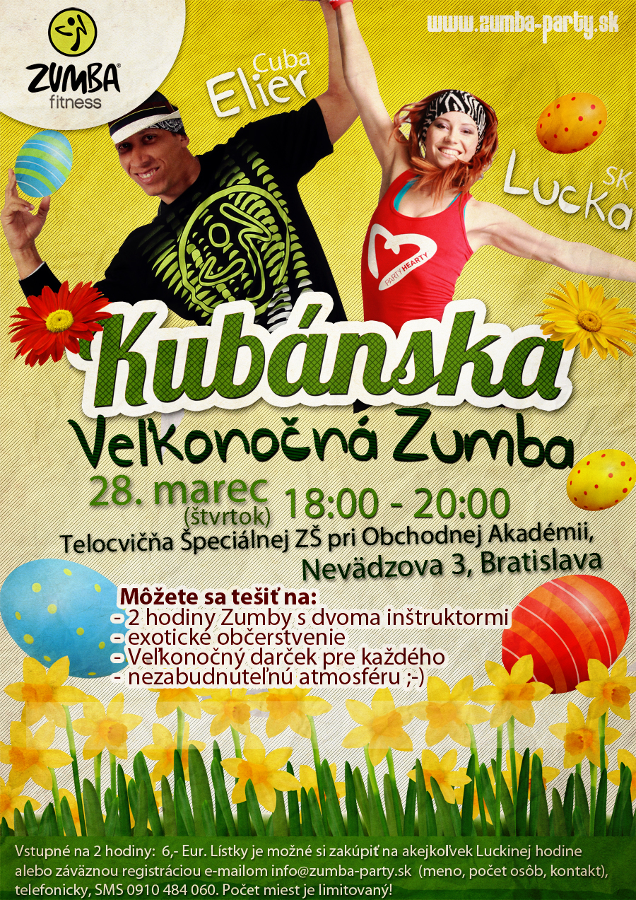 vn zumba party